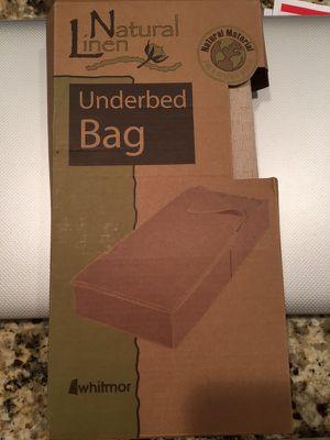 Underbed bag for Sale in Alexandria, VA