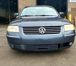 2003Volkswagen Passat GLS for Sale in Brockton, MA