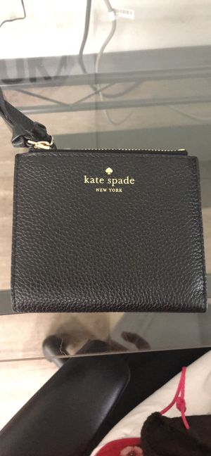 Kate Spade black wallet new for Sale in Columbia, MD