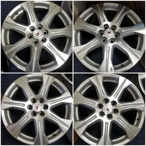 "20"" Cadillac SRX Factory Wheels Rims for Sale in Los Angeles, CA"