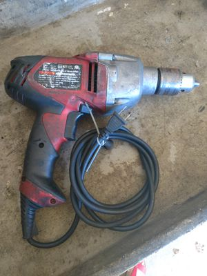 Black and Decker heavy duty drill for Sale in Clearwater, FL