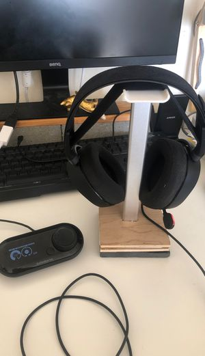 Steelseries Arctis Pro + GameDAC for Sale in Seattle, WA