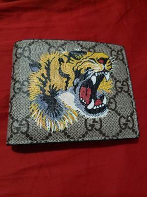 Gucci Tiger supreme wallet for Sale in Renton, WA