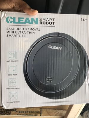 Smart robot Vaccum cleaner- new for Sale in Los Angeles, CA