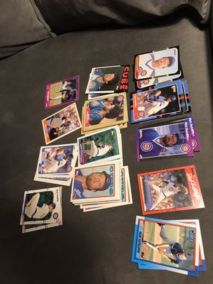 Lot of 20+ Rick Sutcliffe baseball cards for Sale in Lowell, MA