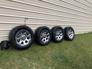 2017 stock f250 wheels for Sale in Lithia, FL