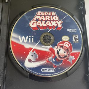 Mario Galaxy Wii for Sale in Portland, OR