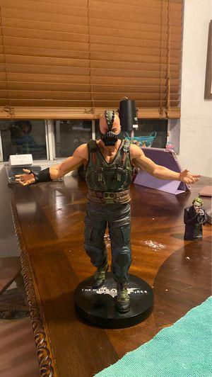 The dark knight rises bane icon statue for Sale in Los Angeles, CA