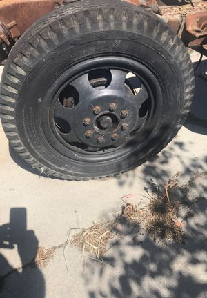 "18"" steel wheels for sale ,For GMC I have 4 only for Sale in Rowland Heights, CA"