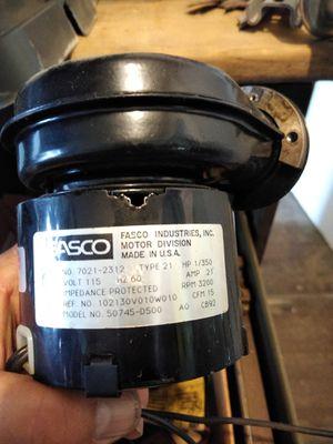 fasco motor for Sale in Malden, MA