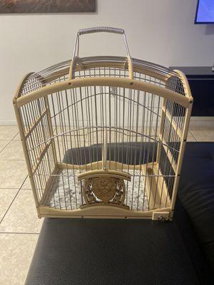Bird cage jaula for Sale in Miami, FL