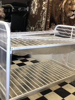 bunk bed with mattress for Sale in Las Vegas,  NV