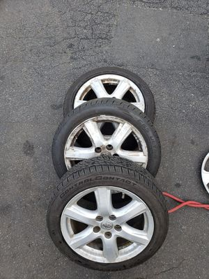 Toyota Corolla Rims size 17 tires 205 50 17 for Sale in Sully Station, VA