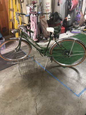 Schwinn Bike - Vintage - w baskets for Sale in Beaverton, OR