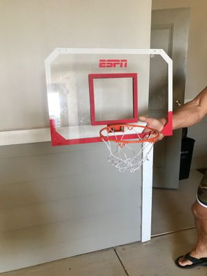Bedroom basketball hoop for Sale in Roanoke, TX