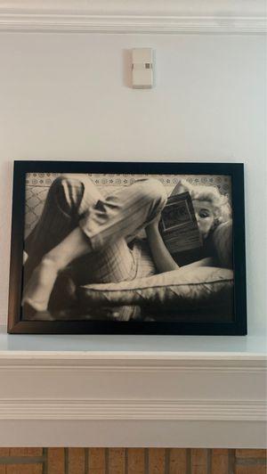 Marilyn Monroe framed wall art for Sale in Tampa, FL