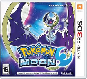 Pokemon Moon Nintendo 3DS for Sale in Santa Ana, CA
