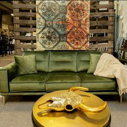 Macleary Moss Living Room Set 🔆 Sofa and Loveseat for Sale in Round Rock,  TX