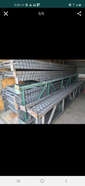 Shelves metal for Sale in Downey, CA