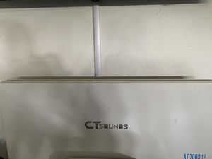 CT Sounds Amplifier 7000.1 7000w RMS for Sale in Aurora, CO