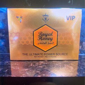 Royal Honey VIP 12 SACHETS 20g for Sale in Oakland, CA