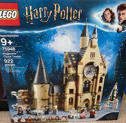 Harry Potter LEGO 75948 Hogwarts Clock Tower for Sale in El Segundo,  CA