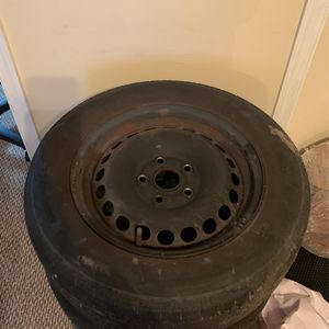 "15"" 5x112 Steel Wheels for Sale in Virginia Beach, VA"