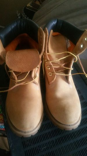 Female Timberland boots size 7 for Sale in Pittsburgh, PA