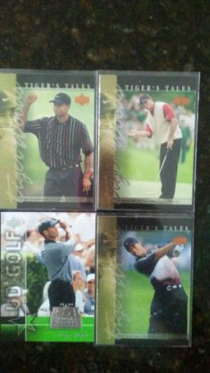 Tiger Woods Golf Cards for Sale in BVL, FL