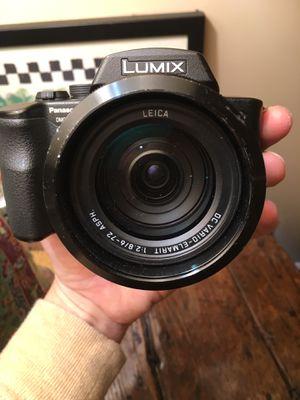Panasonic LUMIX DMC-FZ20 5.0MP Digital Camera- Camera only for Sale in Atlanta, GA