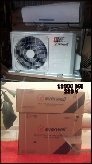 Air conditioner AC Split Minisplit Mini split Brackets 🏳️🌈 12000 BTU o 1 tonelada ‼️💥❗ for Sale in Hialeah, FL