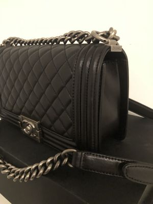 Chanel Boy Lambskin Bag for Sale in Beverly Hills, CA