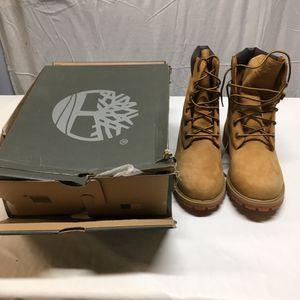 New Timberland Juniors Boys Boots Wheat for Sale in Matawan, NJ