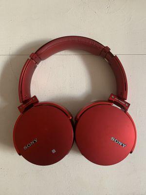 Sony wireless headphones for Sale in Fayetteville, GA