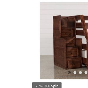 Bunk Bed Steps With Drawers for Sale in Los Angeles, CA