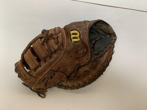 Wilson Left Handed First Base Mit for Sale in Abilene, TX