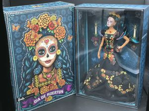 Barbie Dia De Los Muertos 2019 (Day of The Dead) Doll IN HAND BRAND NEW FXD52 for Sale in Queens, NY