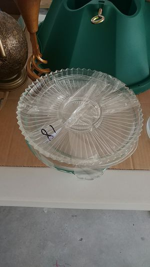 Glass Serving Dish, Pyrex Pie Dish , Pyrex bowl for Sale in West Palm Beach, FL