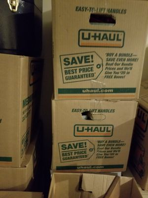 U-Haul Packing Boxes for Sale in Bellefonte, PA