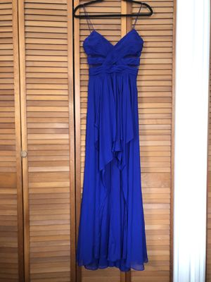 Blue formal/prom dress for Sale in Eureka, MO