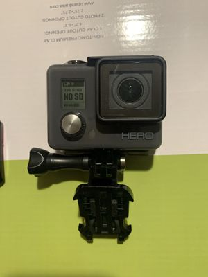 GoPro Hero Waterproof Action Camera Camcorder dashcam dash camera for Sale in El Cajon, CA
