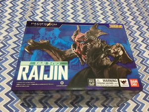 Pacific Rim Uprising Kaiju Raijin figure. for Sale for sale  Queens, NY