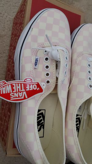 Vans Size 7.5M/ 9 W for Sale in La Quinta, CA