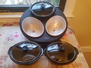 Calentadora de comida la usé poco esta en perfectas condiciones for Sale in Washington, DC
