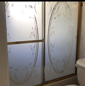 Shower Glass Door for Sale in Lancaster, TX