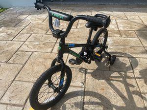 Trek Precaliber 16 Kids Bike w/ training wheels for Sale in Oakland Park, FL