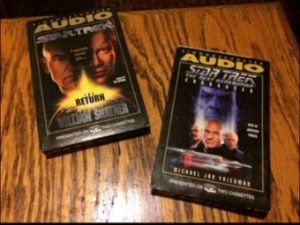 Star Trek audiocassette tapes for Sale in Drums, PA