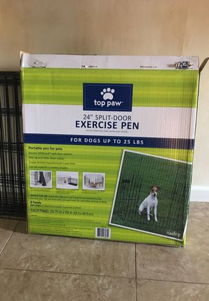 Dog Play Pen for Sale in Seattle, WA