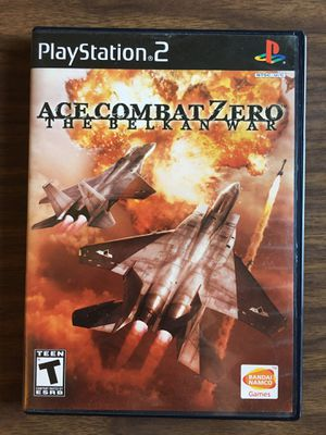 Ace Combat zero for Ps2 for Sale in Antioch, CA