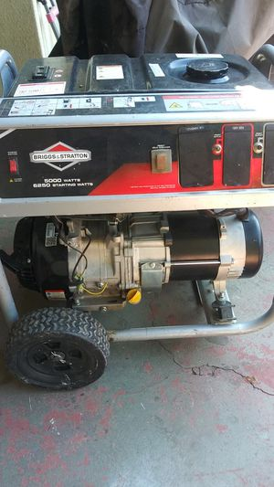 Briggs and Stratton generator for Sale in Fresno, CA